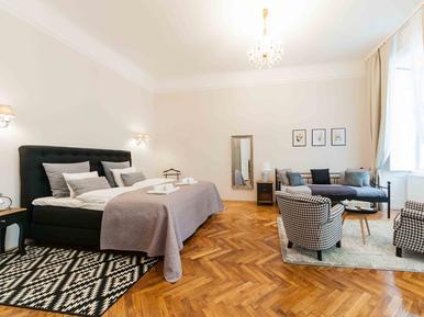 Für 10 Personen: Hübsches Apartment / Ferienwohnung in der Region Wien