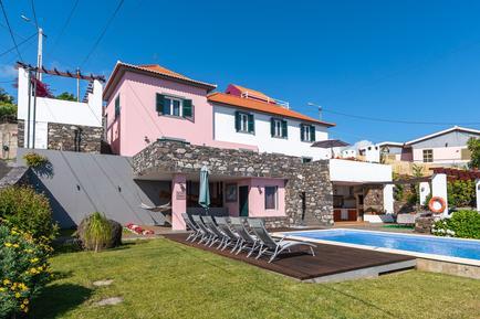Gemütliches Ferienhaus : Region Portugal für 7 Personen