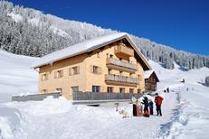 Maison de vacances 1335889 pour 48 adultes + 2 enfants , Bezau