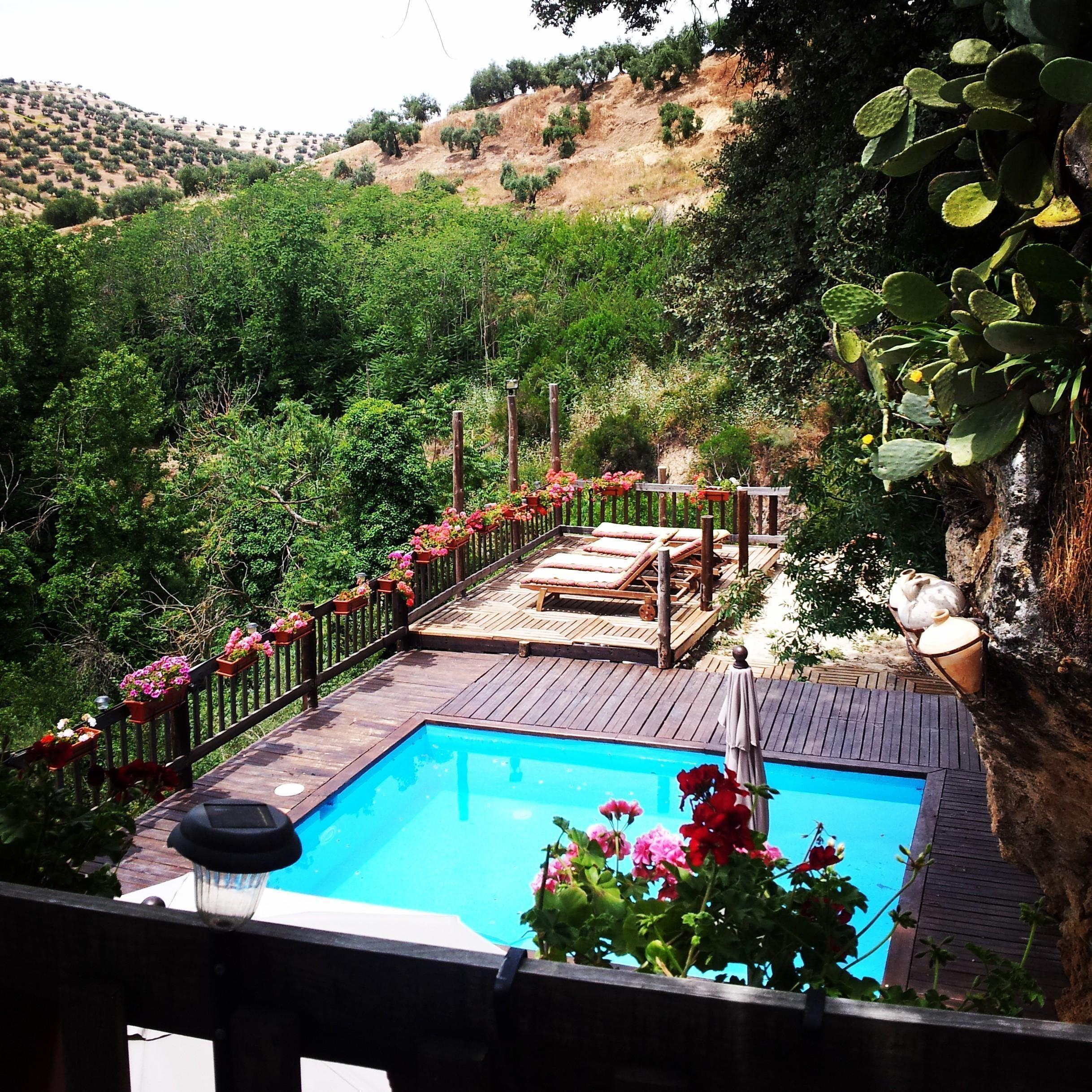 Ferienhaus mit Privatpool für 7 Personen  + 1  in Spanien