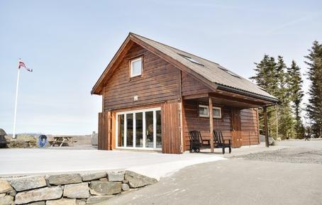 Gemütliches Ferienhaus : Region Hordaland für 6 Personen