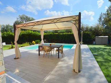 Gemütliches Ferienhaus : Region Lucca für 6 Personen