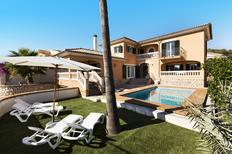 Holiday home 1336861 for 8 persons in Palma