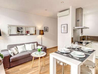 Für 4 Personen: Hübsches Apartment / Ferienwohnung in der Region Cannes