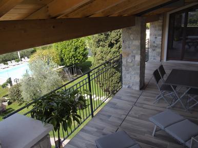 Für 4 Personen: Hübsches Apartment / Ferienwohnung in der Region Garda