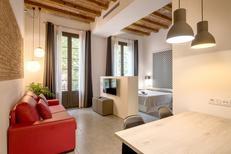 Appartement 1337618 voor 4 personen in Barcelona-Eixample