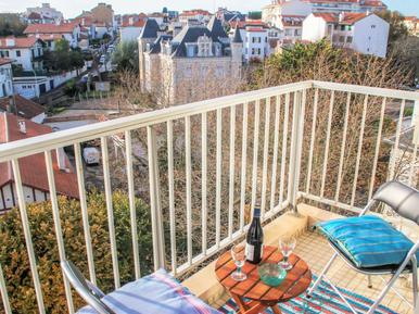 Für 2 Personen: Hübsches Apartment / Ferienwohnung in der Region Aquitanien