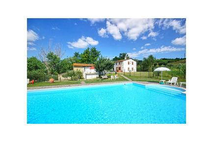 Für 4 Personen: Hübsches Apartment / Ferienwohnung in der Region Rignano sull'Arno