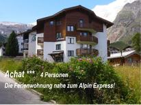 Holiday apartment 1339000 for 4 persons in Saas-Fee