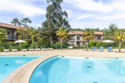 Für 6 Personen: Hübsches Apartment / Ferienwohnung in der Region Aquitanien