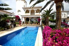 Holiday home 1339646 for 6 persons in Miami Platja