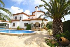 Casa de vacaciones 1339653 para 8 personas en Miami Platja