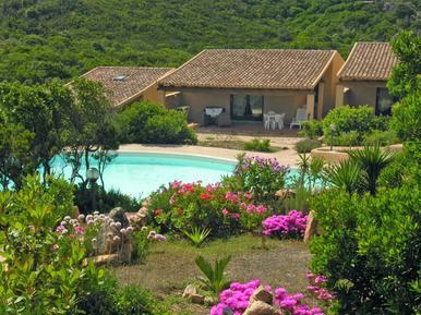 Gemütliches Ferienhaus : Region Sardinien für 5 Personen