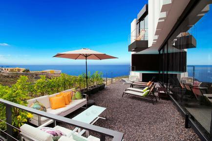 Gemütliches Ferienhaus : Region Teneriffa für 7 Personen