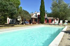 Holiday home 1340863 for 8 persons in Trebes