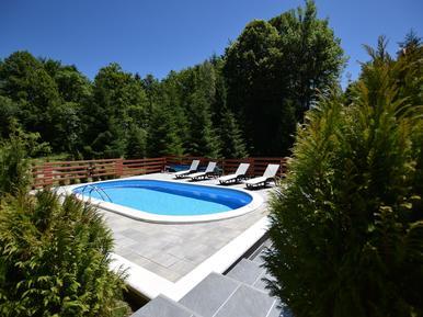Gemütliches Ferienhaus : Region Primorje-Gorski für 16 Personen