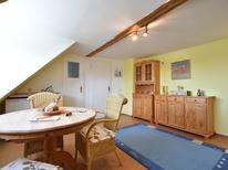 Mieszkanie wakacyjne 1340945 dla 3 osoby w Groß Strömkendorf