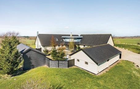 Gemütliches Ferienhaus : Region Mitteljütland für 8 Personen