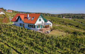Gemütliches Ferienhaus : Region Burgenland für 8 Personen