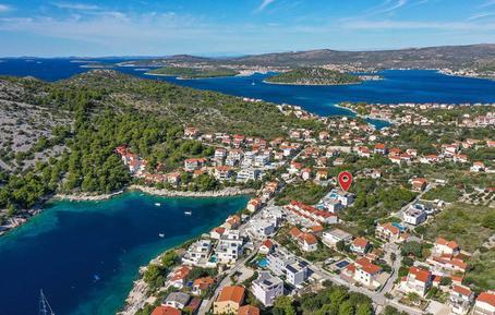 Gemütliches Ferienhaus : Region Šibenik-Knin für 10 Personen