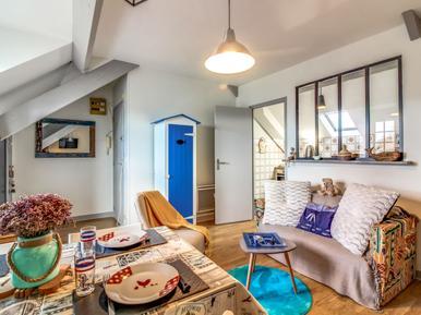 Für 3 Personen: Hübsches Apartment / Ferienwohnung in der Region Bretagne