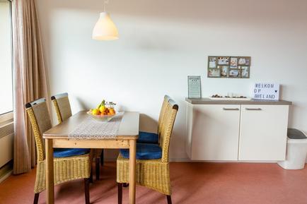 Für 5 Personen: Hübsches Apartment / Ferienwohnung in der Region Waddenzee (Wattenmeer)