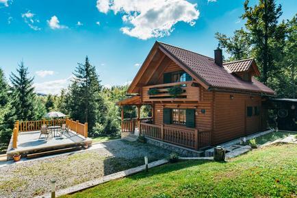 Gemütliches Ferienhaus : Region Primorje-Gorski für 7 Personen