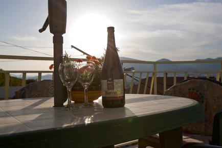 Für 8 Personen: Hübsches Apartment / Ferienwohnung in der Region Trogir