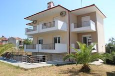 Appartement 1348299 voor 3 personen in Nikiti