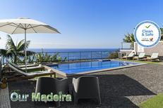 Ferienhaus 1349617 für 8 Personen in Arco Da Calheta
