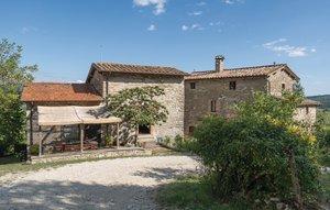 Gemütliches Ferienhaus : Region Pieve Santo Stefano für 8 Personen