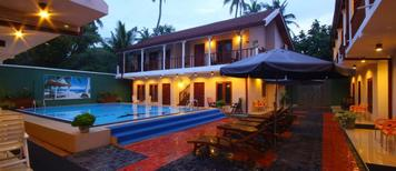 Holiday apartment 1350149 for 2 adults + 2 children in Negombo