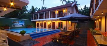 Appartement 1350156 voor 2 volwassenen + 2 kinderen in Negombo