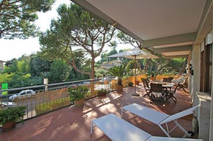 Für 8 Personen: Hübsches Apartment / Ferienwohnung in der Region Marina dei Ronchi