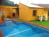 Maison de vacances 1350847 pour 8 personnes , Canillas De Aceituno