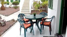 Appartement 1350984 voor 2 personen in El Cotillo