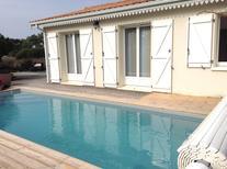 Maison de vacances 1351162 pour 8 personnes , Montalivet-les-Bains