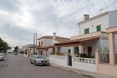 Villa 1351716 per 5 adulti + 2 bambini in Sa Rapita