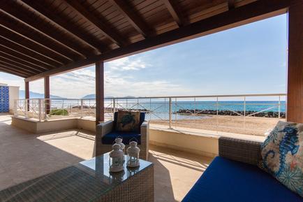 Für 7 Personen: Hübsches Apartment / Ferienwohnung in der Region Trappeto