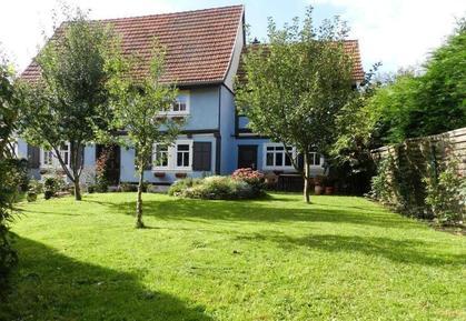Gemütliches Ferienhaus : Region Thüringen für 8 Personen