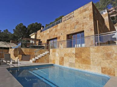 Gemütliches Ferienhaus : Region Costa-Dorada für 10 Personen