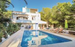 Holiday home 1352816 for 8 adults + 2 children in Altea