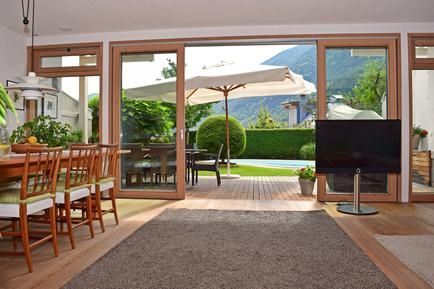 Gemütliches Ferienhaus : Region Südtirol für 10 Personen
