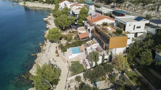 Gemütliches Ferienhaus : Region Primosten für 12 Personen