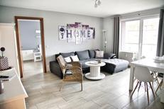 Appartement de vacances 1353782 pour 6 personnes , Ueckermuende