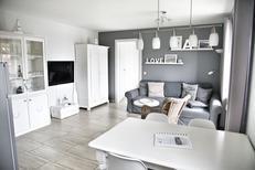 Appartement de vacances 1353784 pour 4 personnes , Ueckermuende
