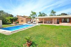 Holiday home 1354024 for 7 persons in Alcúdia