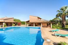 Maison de vacances 1354034 pour 6 personnes , Alcúdia