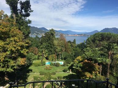 Gemütliches Ferienhaus : Region Lago Maggiore für 16 Personen