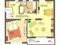 Appartement 1356217 voor 4 personen in Beierse Gmain